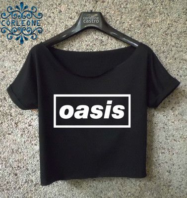 OASIS Band t-shirt tee merch Mens Ladies Boys Girls music clothing