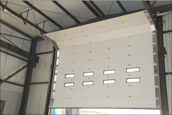 Endüstriyel Fabrika Kapıları | Nazar Otomatik Kapı Sistemleri