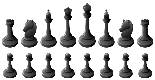 Chess Set Clipart Free Stock Photo Public Domain Pictures