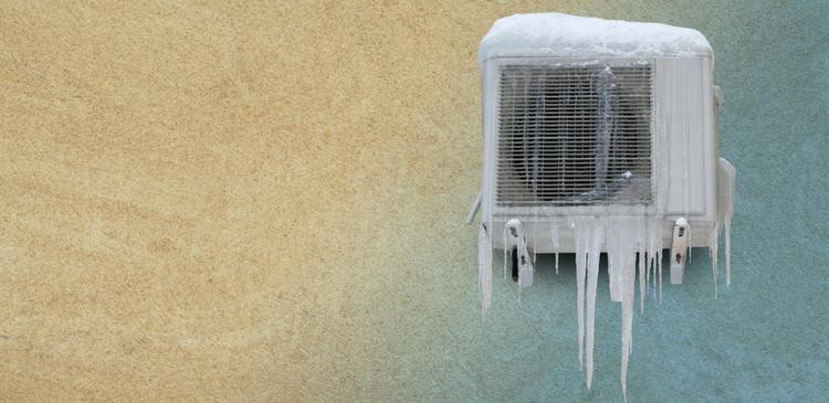3 Causes Of A Frozen Air Handler Palm Air Air Handler Frozen Air Handler Heating Hvac Air Conditioning Unit