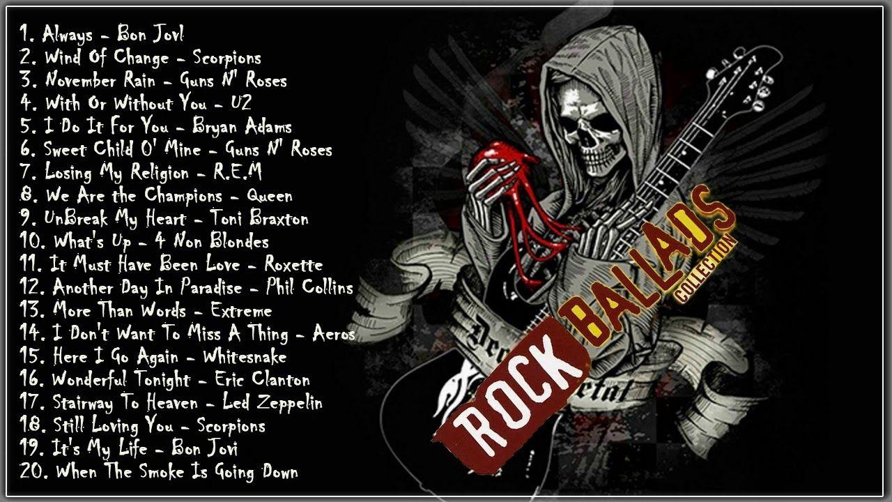 Pin By Mariq On Musik Rock Songs Bryan Adams Guns N Roses