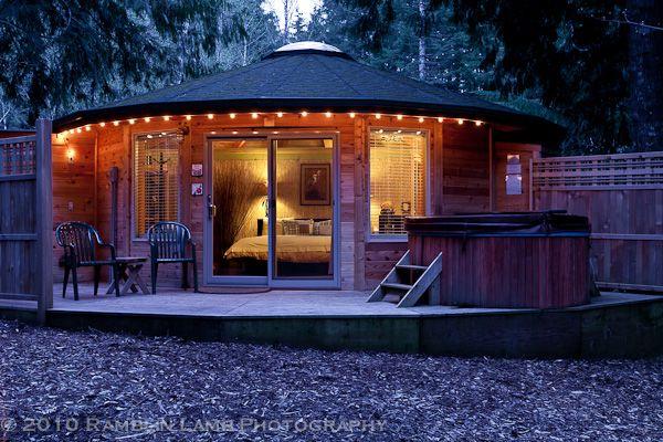 "Stormking Heron Cabin at Mt Rainier as featured in ""Best ..."
