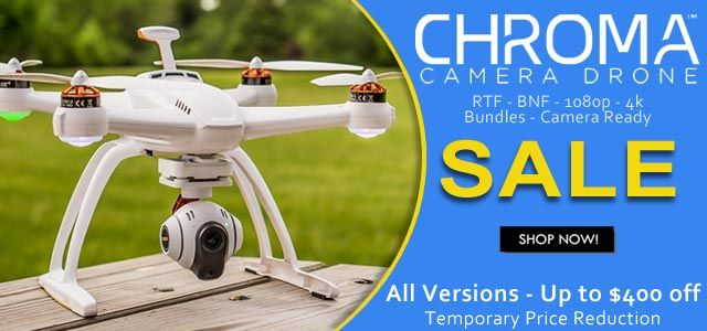 HUGE DRONE SALE Save Big On Blade Traxxas And Yuneec Drones Prices Are