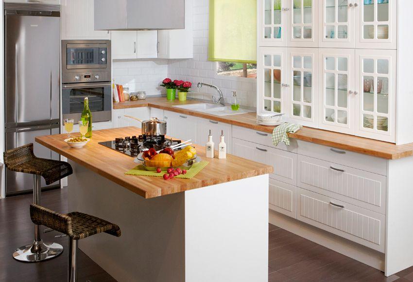 Cocina Delinia Toscane Blanco Ref 16988160 Leroy Merlin