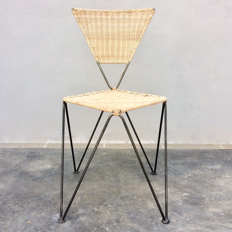 Enkasa Designs Pi 209 Ata Side Chair Seating Side Chairs