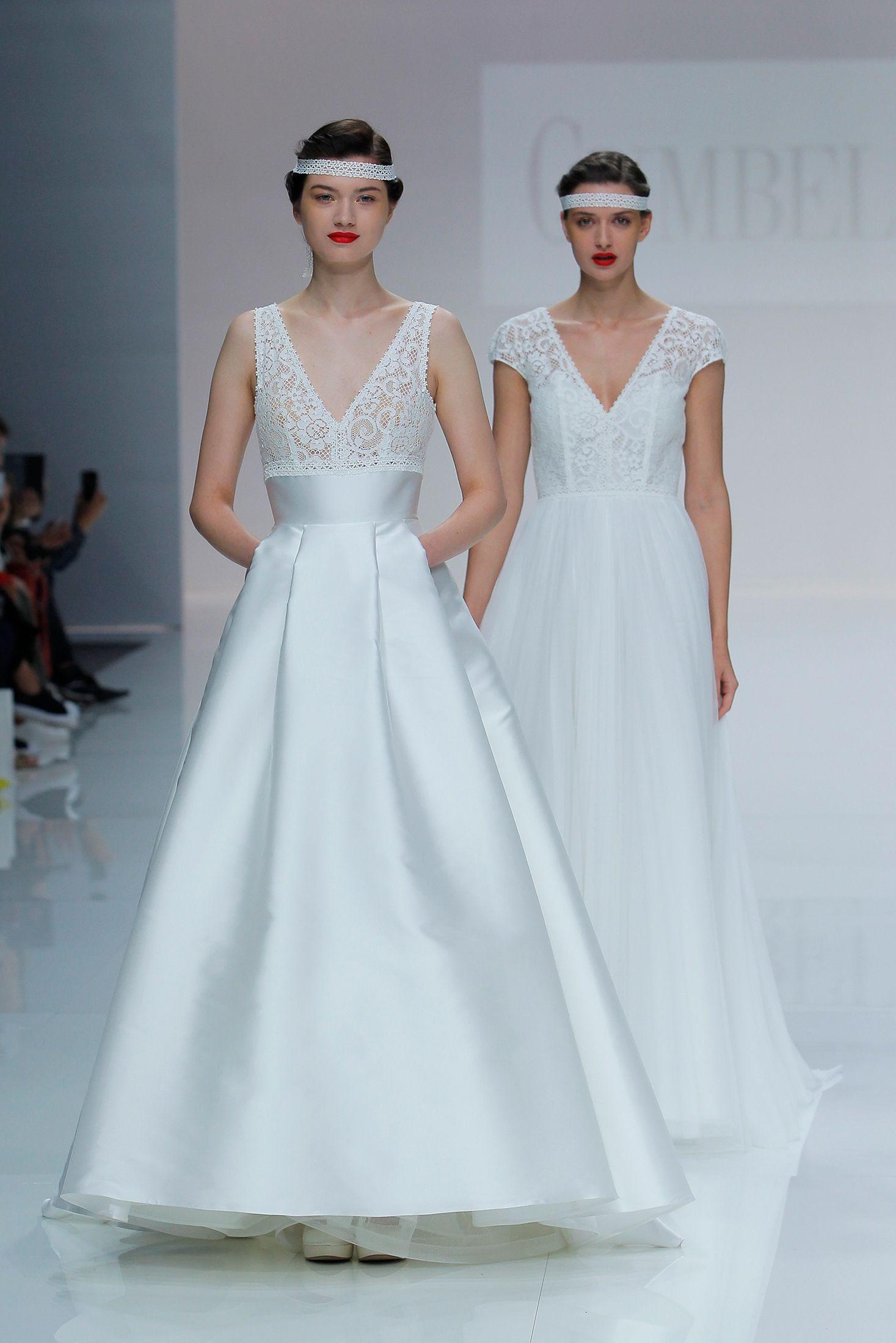 Vestido de Novia de Cymbeline - CY 057 #wedding #bodas #boda ...