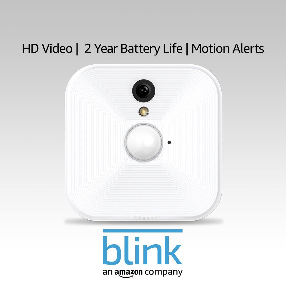 Indoor Home Security Camera Existing Blink Customer Systems