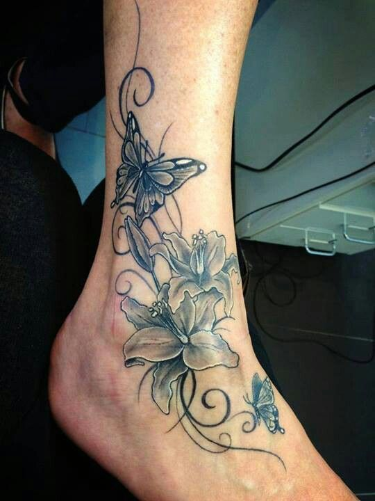 Photo of B #butterfly #tattoos