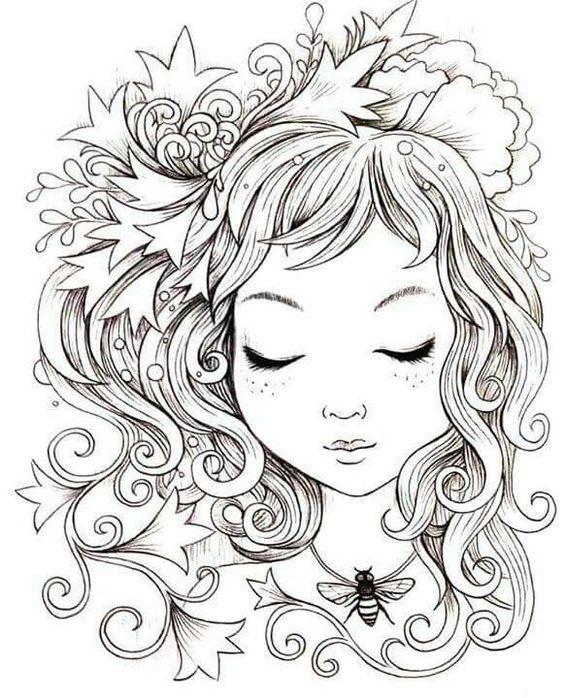 Antistress Raskraski Dlya Vzroslyh Art Terapiya Bee Coloring Pages Coloring Books Coloring Pages