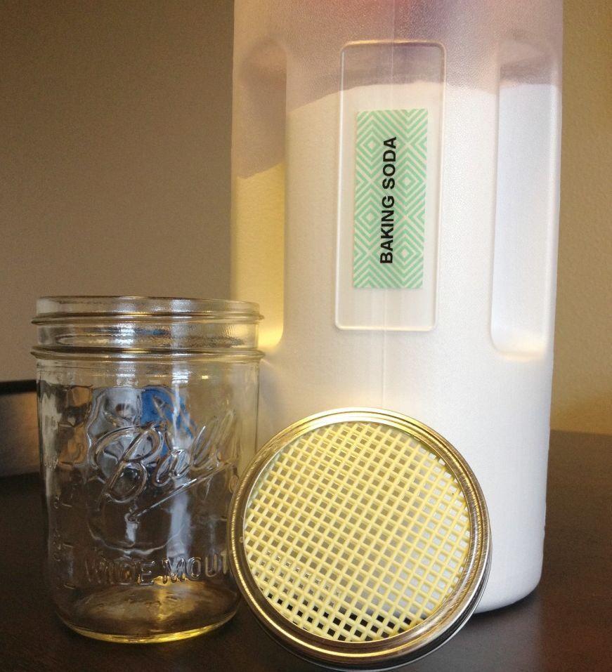 Diy baking soda refrigerator deodorizer live smart be