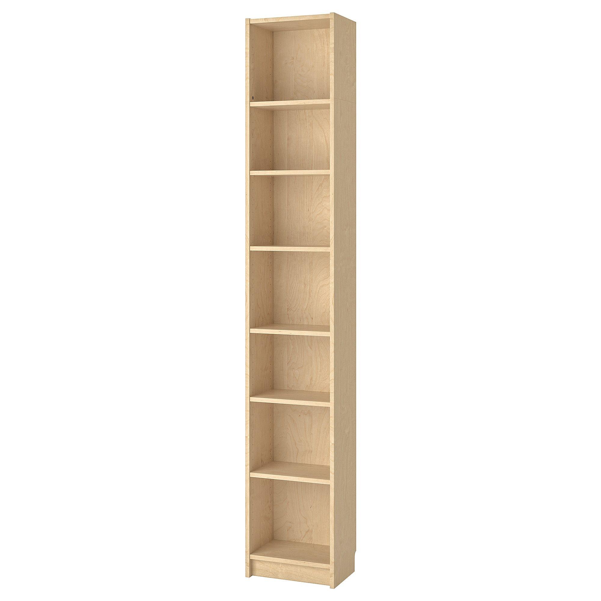 Bookcase Birch Veneer 15 3 4x11x93 1 4 Quot In 2020