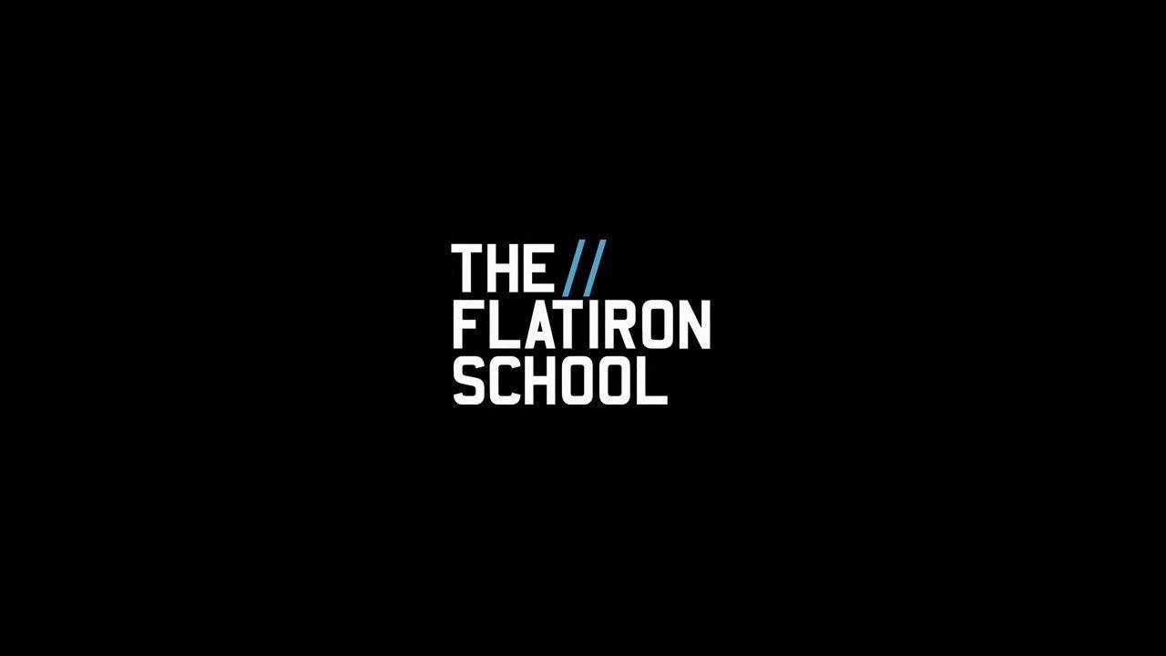 The Flatiron School - programming school - NY | Cool School