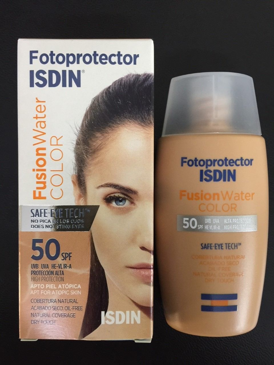 Isdin Sunscreens Health Beauty Fusion Water Sunscreen Ebay