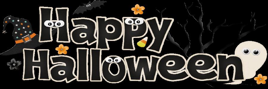 Happy Halloween Clip Art Happy Halloween Clipart Banners