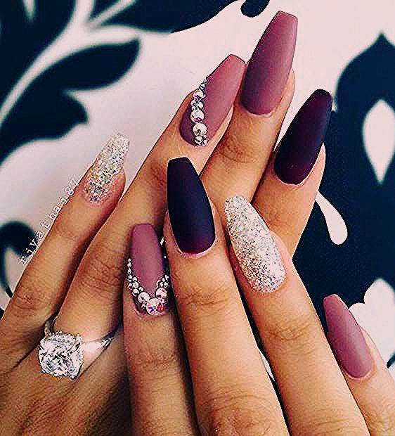 Photo of 23 Nail Design Ideas Perfect for the buzzer  Nails #Nagel – Nagel