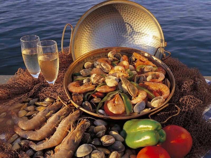 Toll Die Portugiesische Küche Ist Nicht Umsonst Eine Der Schönsten Sommerküchen.  Beim
