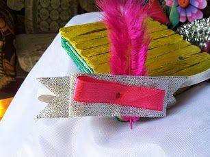 Hair accessories.... Hi do visit my facebook page for exciting updates.....  https://facebook.com/aasthacreativite