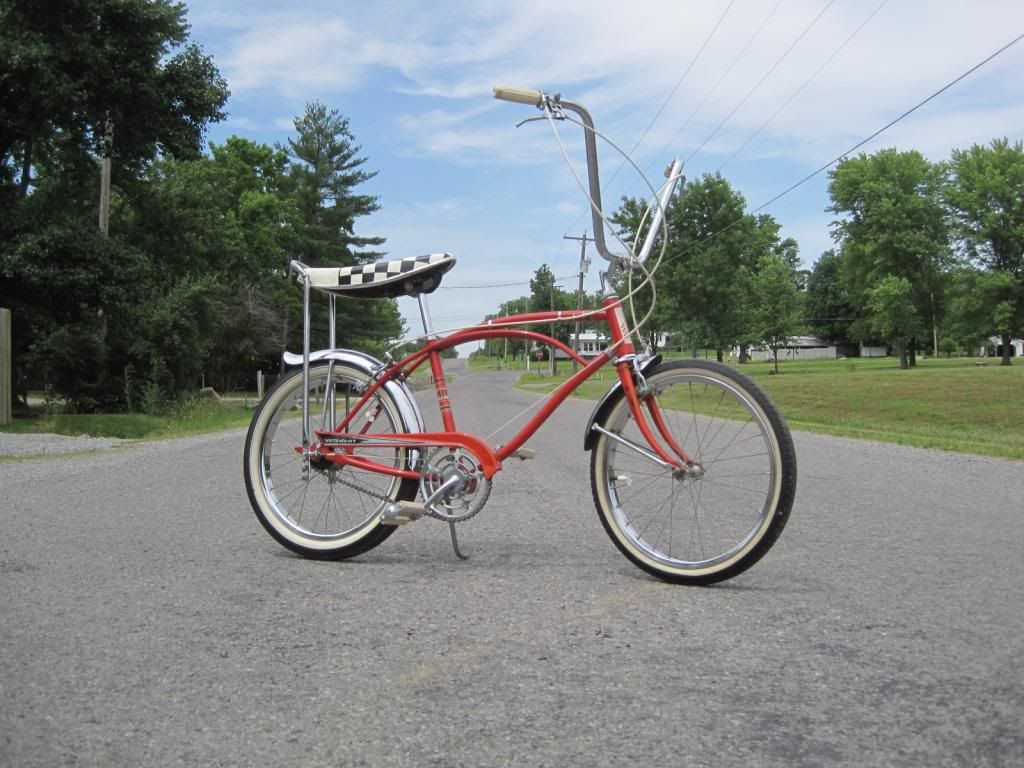 2ab15b02a13 1965 Murray Wildcat III Vintage Bicycles, It Is Finished, Muscle, Muscles,  Vintage
