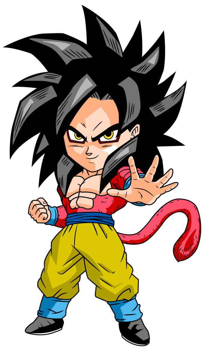 Dragon Ball Z Anime Characters : Como desenhar mangá fazer chibi ou sd cras desenho