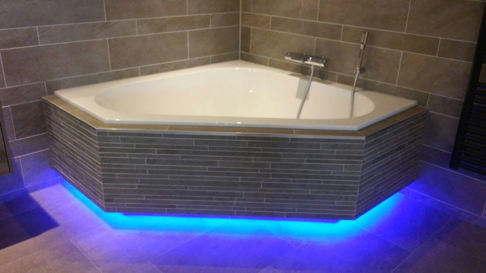 Led Streifen Wasserfest Machen Led Gigant De Led Streifen Led Badezimmer Innenausstattung