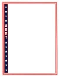 patriotic stationery for letters product code st612 4th of july