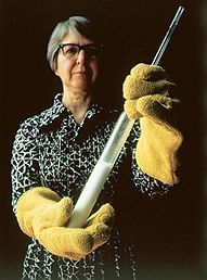 "Where did KEVLAR come from? From Stephanie L. Kwolek: b. 1923.  She created  the first of a family of synthetic fibers of exceptional strength and stiffness. The best known is Kevlar, the material used in ""bullet-proof"" vests, as well as in boats, airplanes, ropes, cables, tires, tennis racquets, skis -- hundreds of applications"