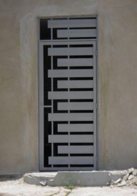 Melendez ornamental portones en puerto rico herrerias en - Puertas de seguridad para casas ...