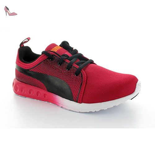 chaussures puma rose