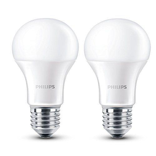 ifttt/1V5vQXh Philips LED Lampe matt ersetzt 40W E27
