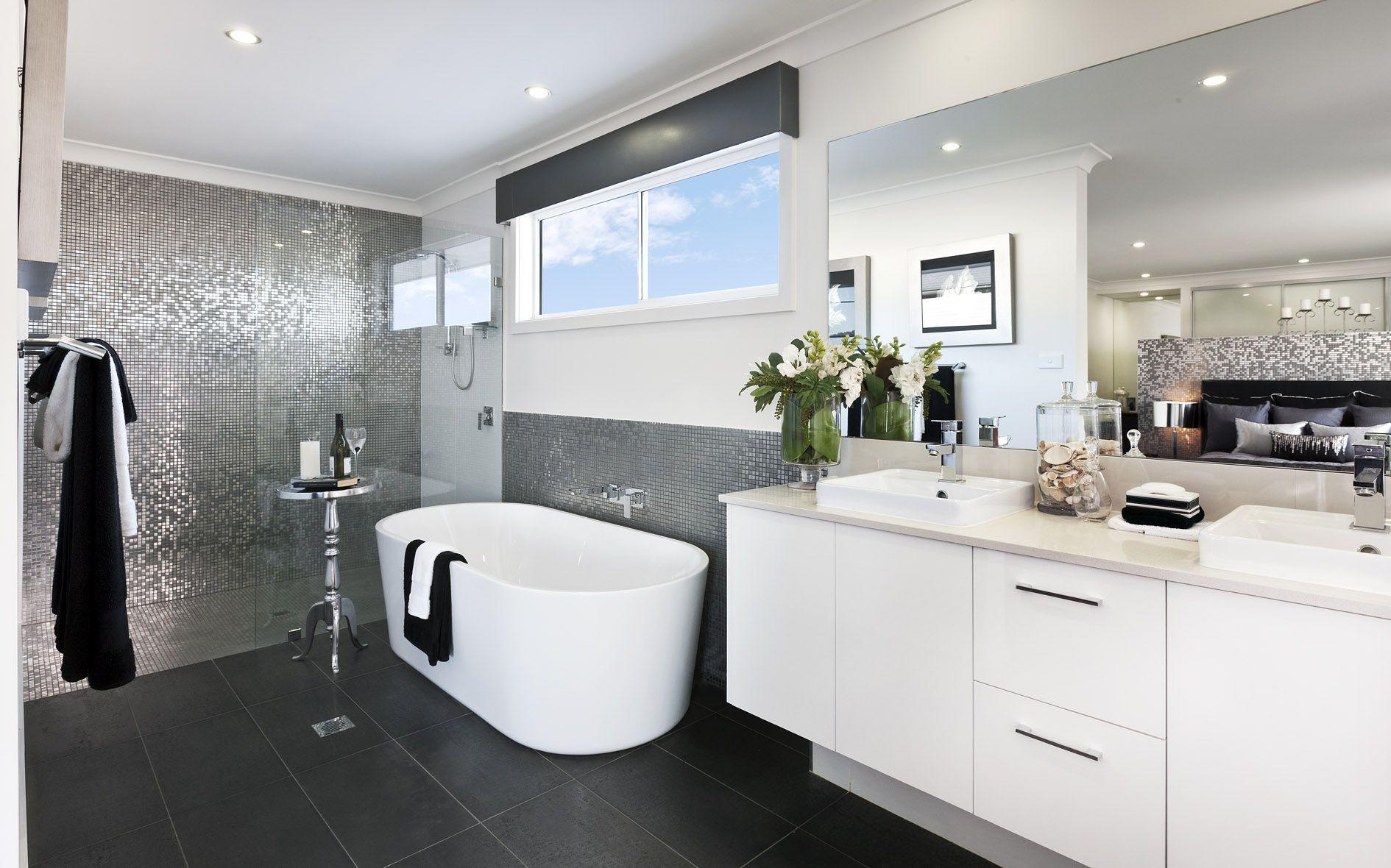 Bathroom Renovations Sunbury merlot elite with timeless façade on display at homeworld 5