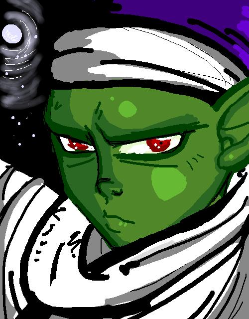 Mr. Piccolo by Vanilla-Wicked on DeviantArt