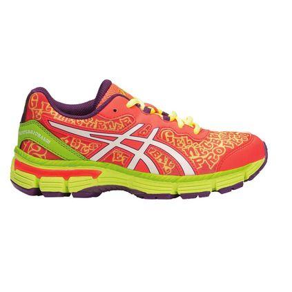 Asics Gel Netburner Professional 12 Girl's Netball Shoes