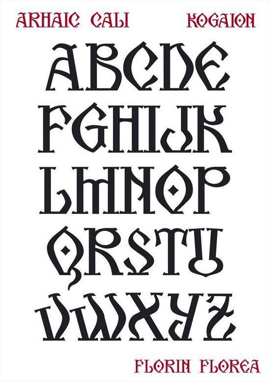 Relacionados Ortodoxa caligrafía / fonts --- exp. - Foros Cristianos