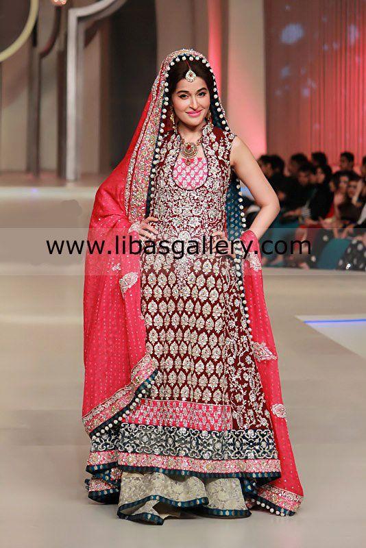 bridal dress designers karachi