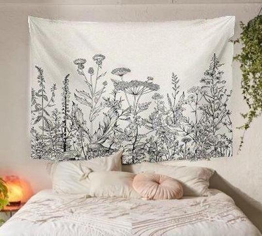 Wild Herbs Tapestry – TerraSoleil