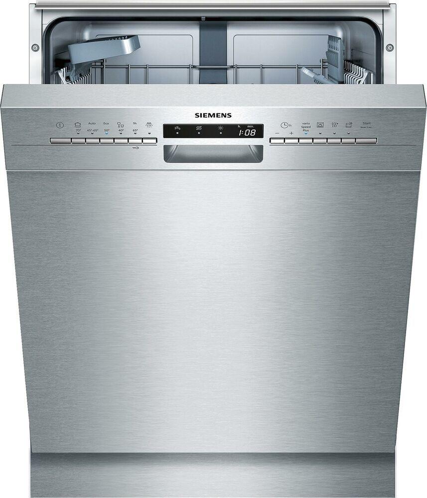 Siemens Sn436s03ie A Unterbau Geschirrspaler 60 Cm Breit 13 Maagedecke Aqua Unterbau Geschirrspuler Geschirrspuler