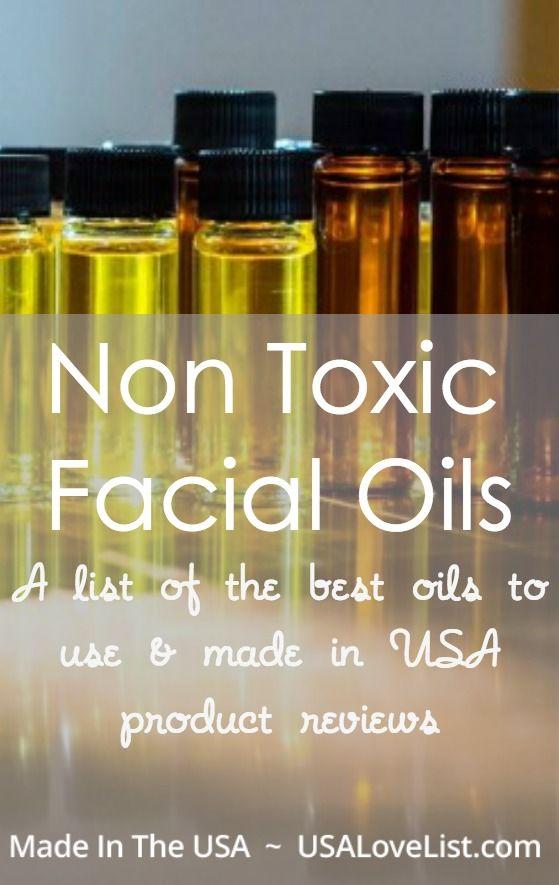 Non Toxic Facial Oils You Can Trust Facial Oil Dull Skin Skin Benefits