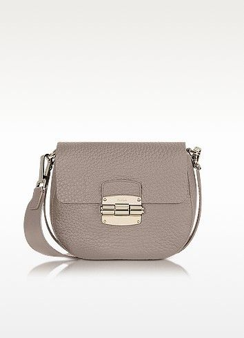 b1b1c8e505a1 FURLA CLUB MINI PEBBLE LEATHER CROSSBODY BAG.  furla  bags  shoulder bags   hand bags  leather  crossbody  lining