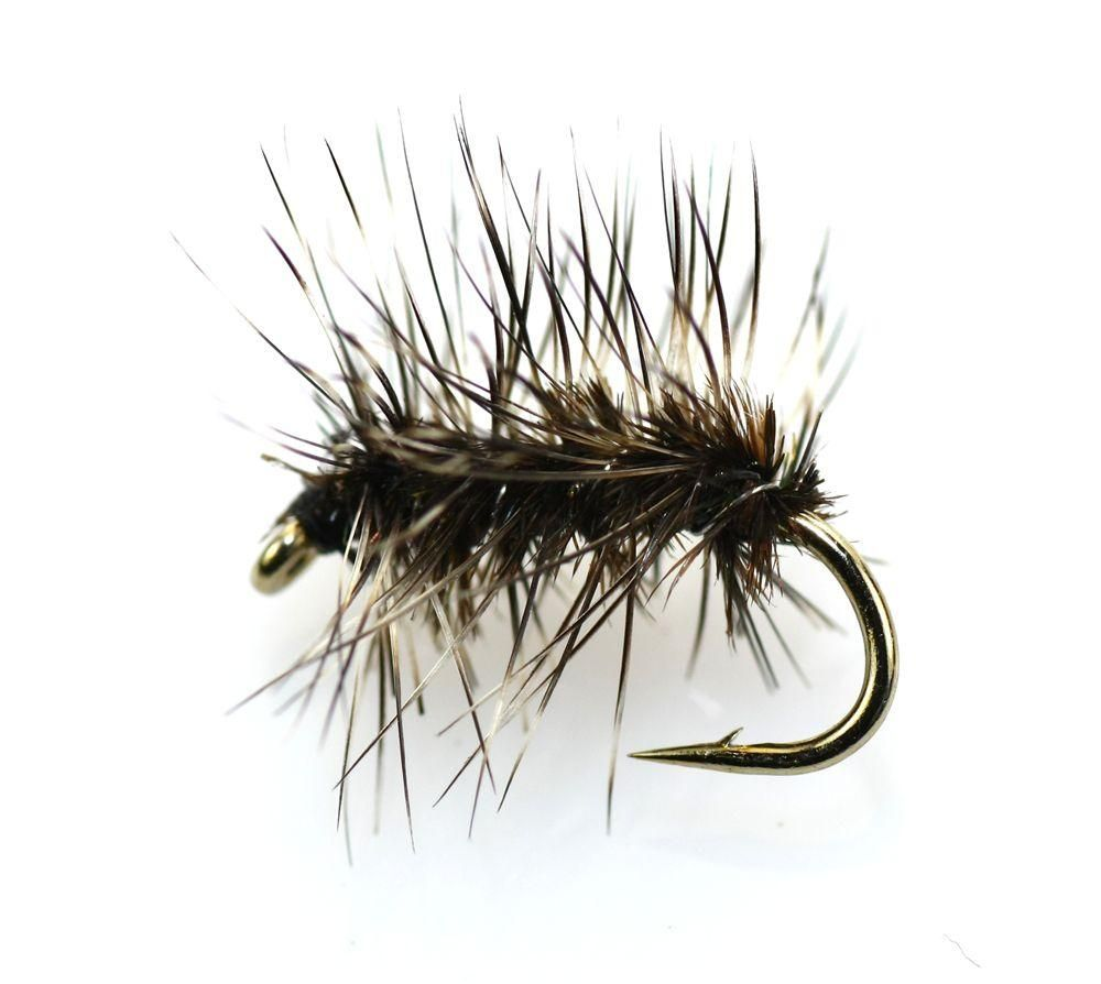 GRIFFITHS GNAT Dry Trout Fishing Flies Various Size Options You Choose