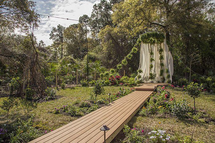 Outdoor Wpc Decking , Wood Plastic Composite Terrace Floor Price