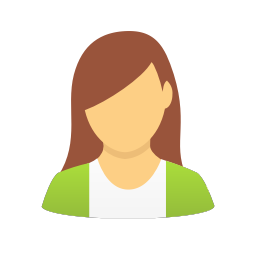 Business Female Office People User Website Woman Icon Iconic Women Icon Women