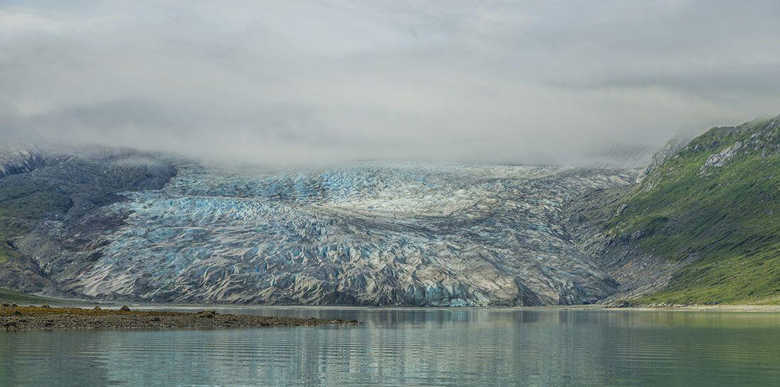Jaeger-LeCoultre apuesta por preservar la Bahía de los Glaciares | Pasión Lujo - Le Blog