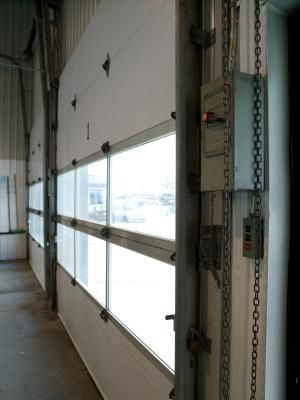 How To Replace A Garage Panel With Windows For A Garage Door