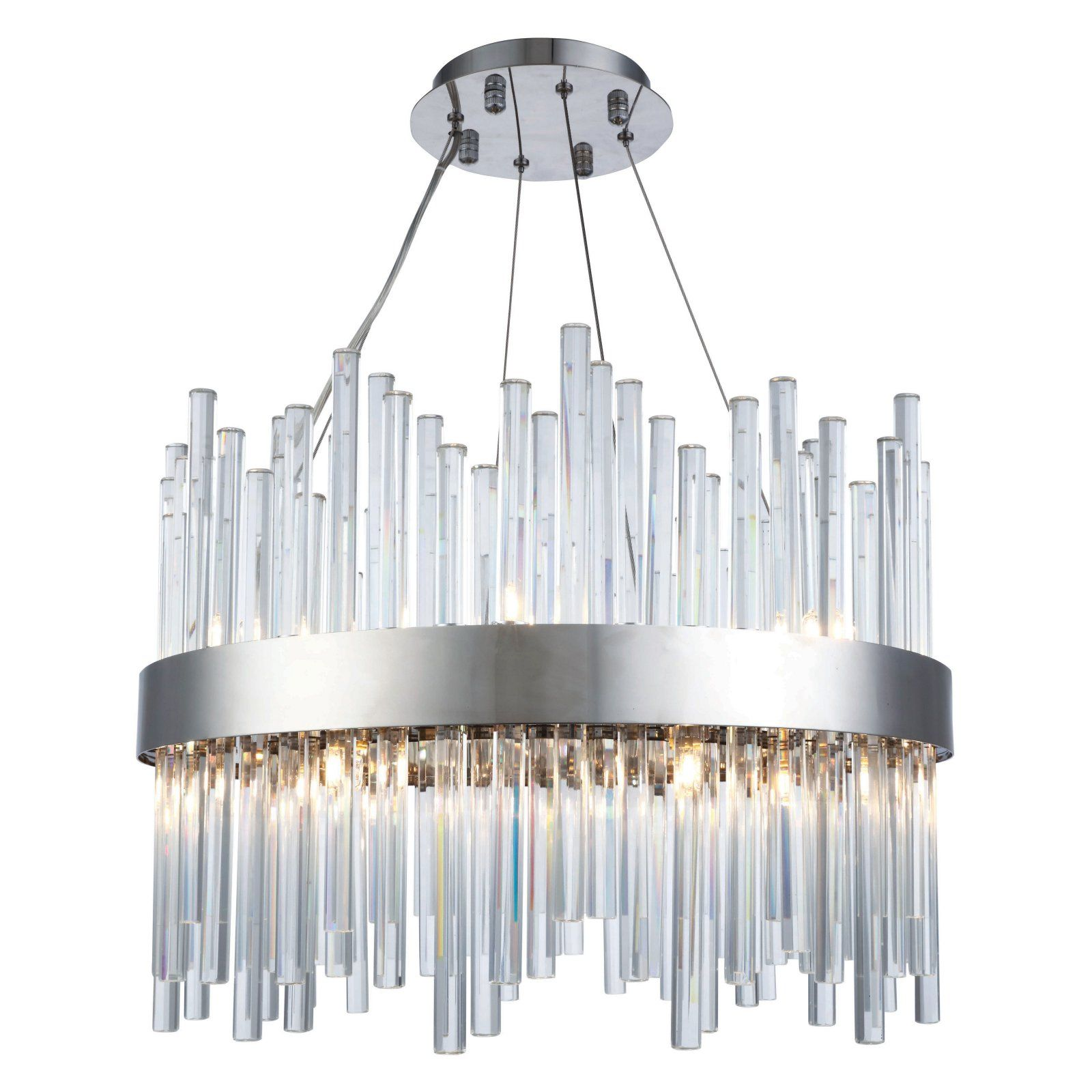 Elegant Lighting Dallas 3000d Chandelier Elegant Lighting