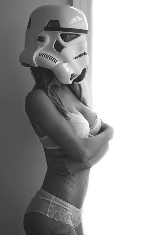 Sexy star wars girls tumblr