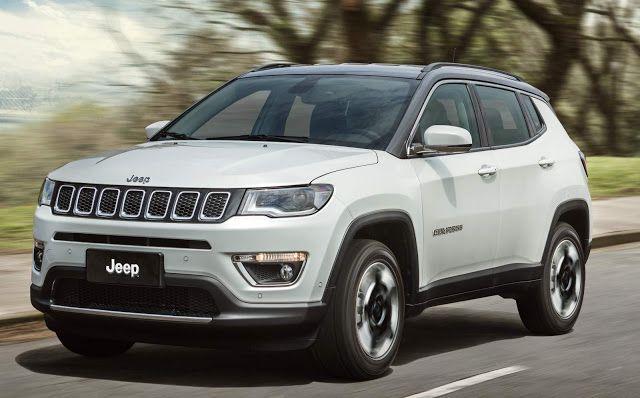 Jeep Compass 2 0 Flex 2017 Dados De Consumo E Precos Carros De