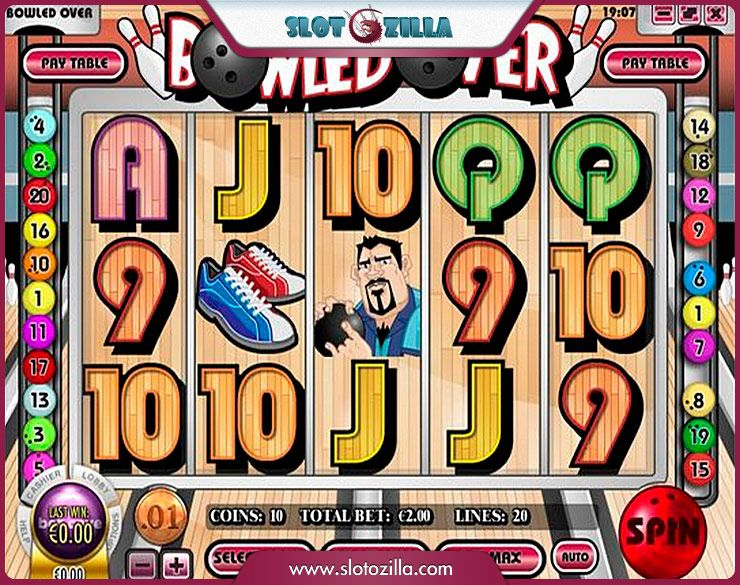 Bowled Over™ Slot Review Play Free Online Games & Get