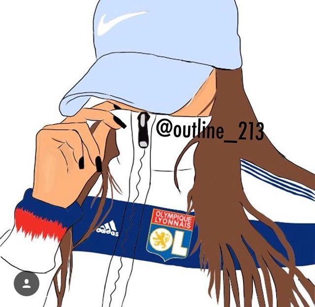 Olympique Lyonnais En 2019 Dessin Foot Fond D Ecran