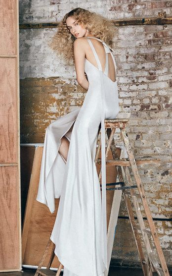 We enlisted ten of our favorite designers to create fantasy-worthy wedding gowns exclusively for Moda. From rising New York talent Rosie Assoulin to renowned Parisian bridal designer Delphine Manivet, discover and shop the world's most spectacular wedding dresses—only at Moda Operandi.