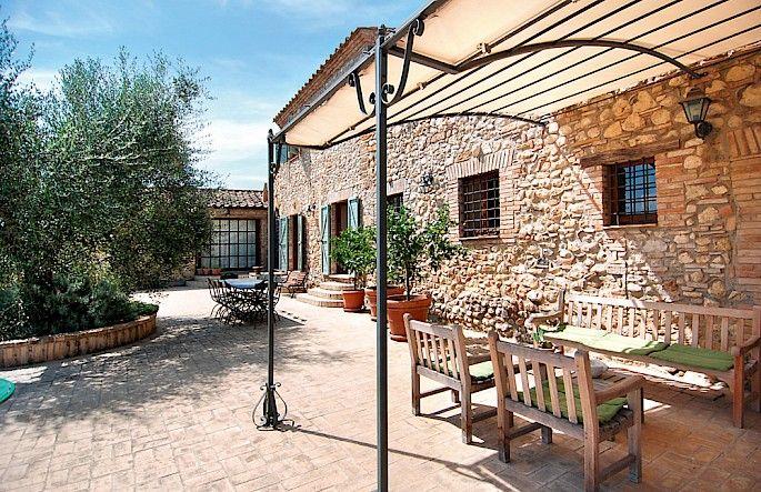 Vallefalcone, Umbria Villa
